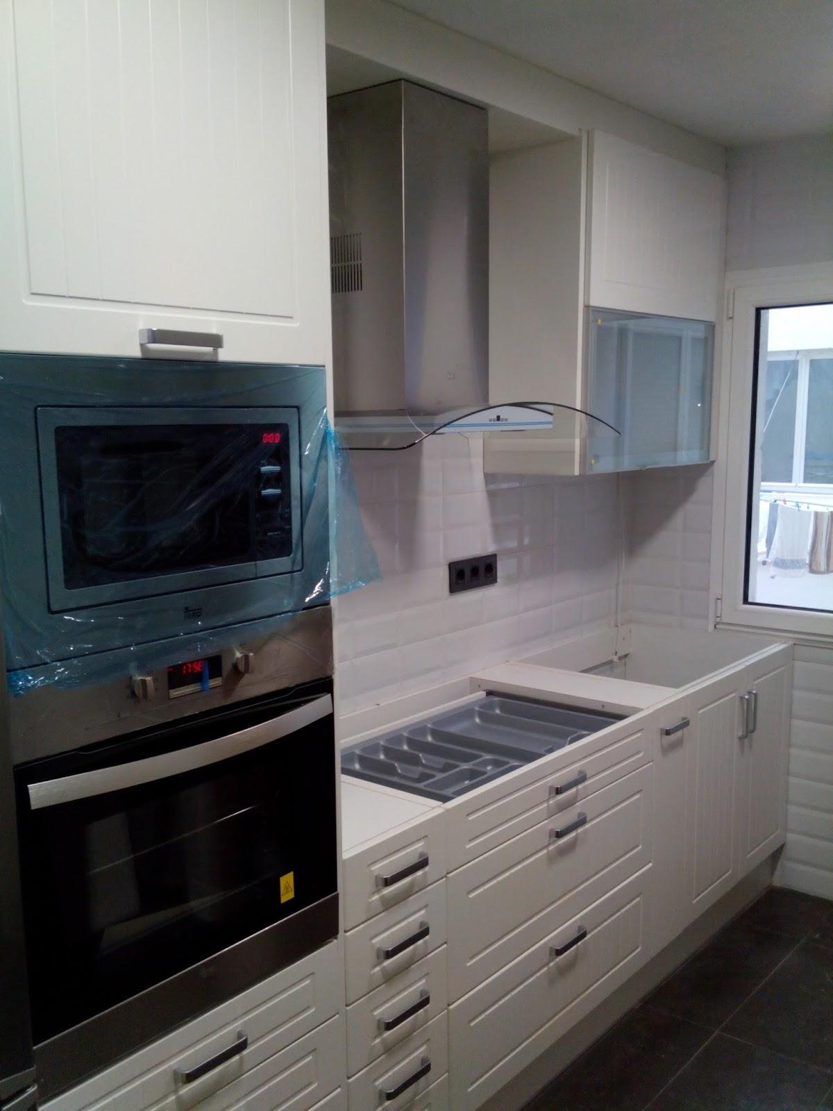 Indicoc muebles de cocina: Cocina Maite (Oviedo)