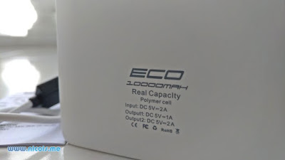 Unboxing Delcell Eco 10000mAh real Capacity