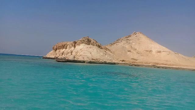جزيرة شدوان والأرخبيل الساحر الغردقة