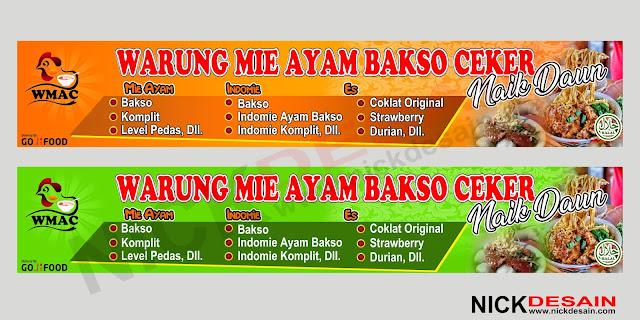 Warung Mie Ayam Naik Daun - Percetakan Tanjungbalai ...