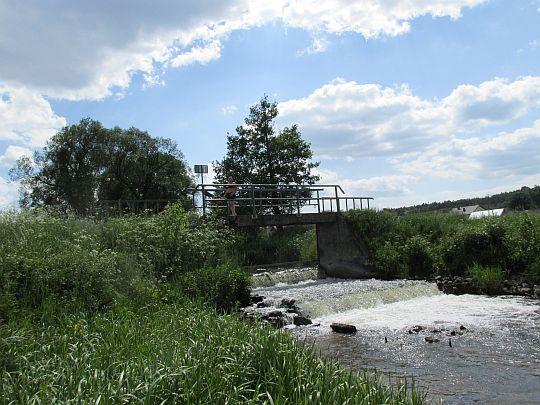 Spływ Wieprzem (Obrocz-Szczebrzeszyn).