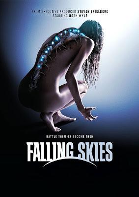 Fallins Skies Season 3 Poster