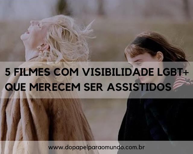 Filmes LGBT+