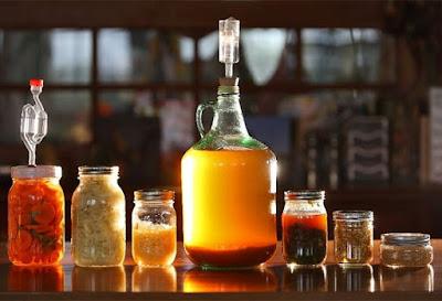 Pengertian, Jenis dan Reaksi Kimia Fermentasi