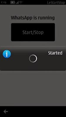 تحميل برنامج ايقاف وتشغيل الواتس اب 2016 : download LetStartStop v1.2