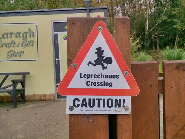 Atentos a las señales de tráfico de Irlanda del Norte