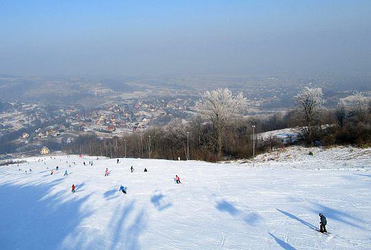 Szklana Góra Ski