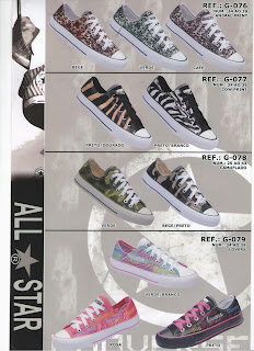 tenis no atacado all star