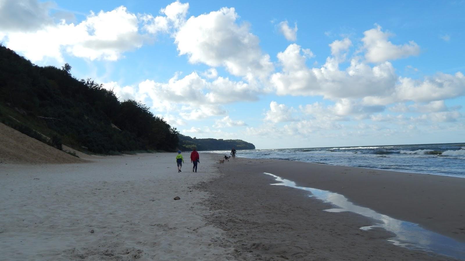 Chlapowo pláž