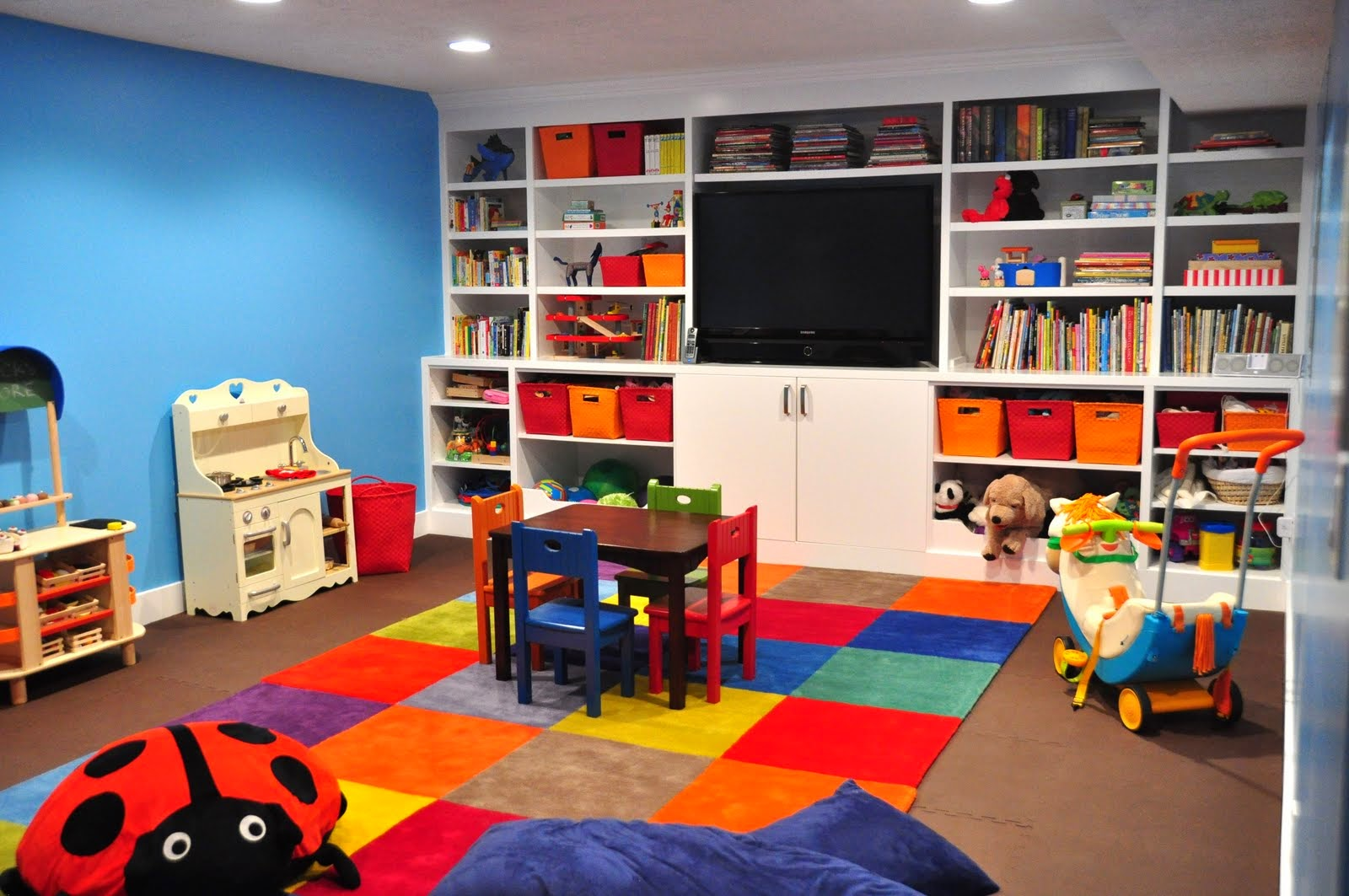 Gambar+Kamar+Bermain+Anak+Desain+Ruangan+Kid+Play+Room