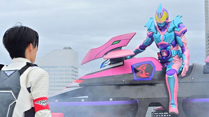 Kamen Rider Revice Episode 4 Subtitle Indonesia