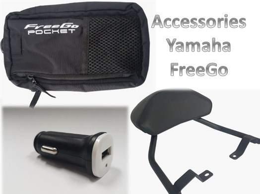Aksesoris Yamaha FreeGo