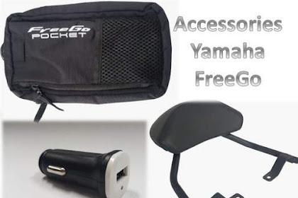 Pakai Aksesoris Yamaha FreeGo Ini, Motor Kamu Makin Fungsional