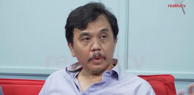 Syahganda Nainggolan Ajukan Eksepsi, Kuasa Hukum: Dakwaan Akan Kita Uji Dengan UUD 45 Dan UU HAM