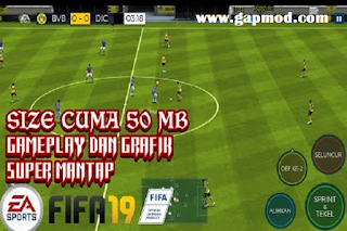 FIFA 19 Mobile Beta Apk