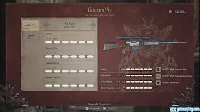 Infinite Ammo Cheats List