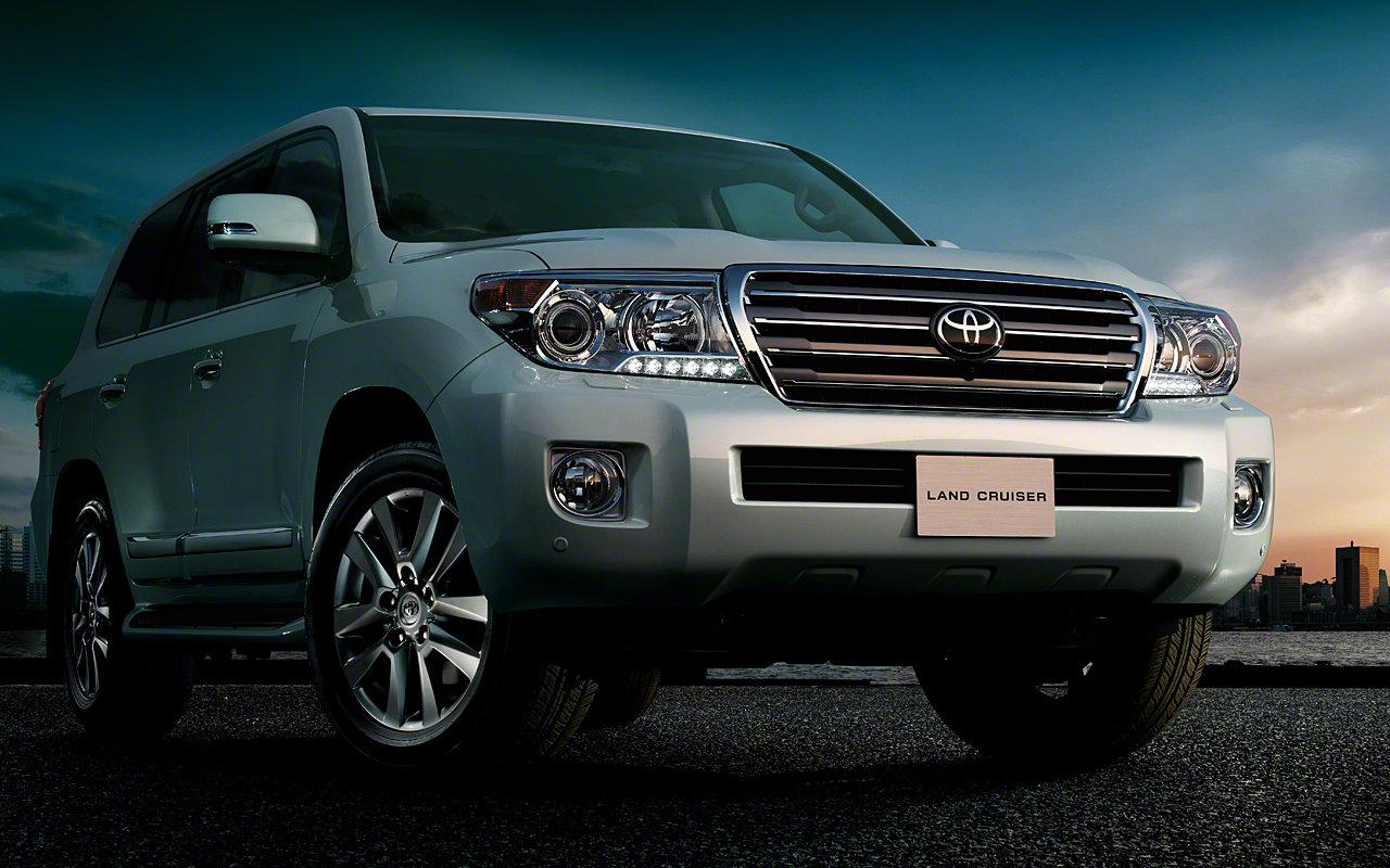 Car Images Toyota Land Cruiser 2013 Review