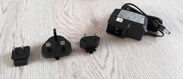 Tipos de Conectores Alimentación MINIX U22