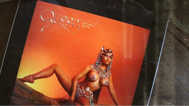"""Nicki Minaj fait le buzz avec la sortie de """"Queen"""" son quatrième album"""