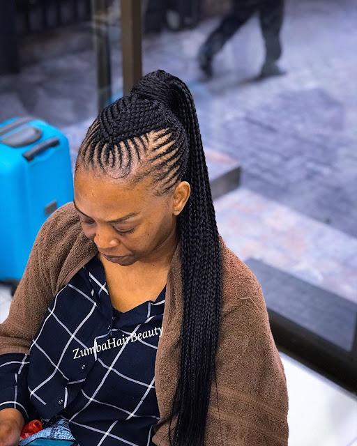 2019 Latest Braidings Styles For Pretty Ladies