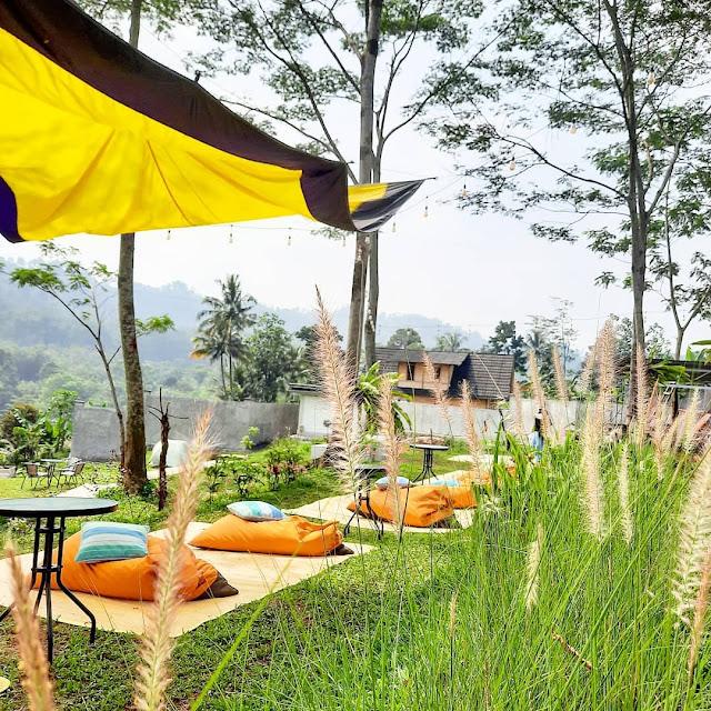 Jatuh Hati Cafe Bogor
