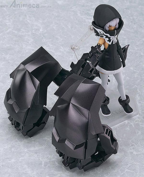 FIGURE STRENGTH TV Animation Ver. FIGMA BLACK ROCK SHOOTER MAX FACTORY
