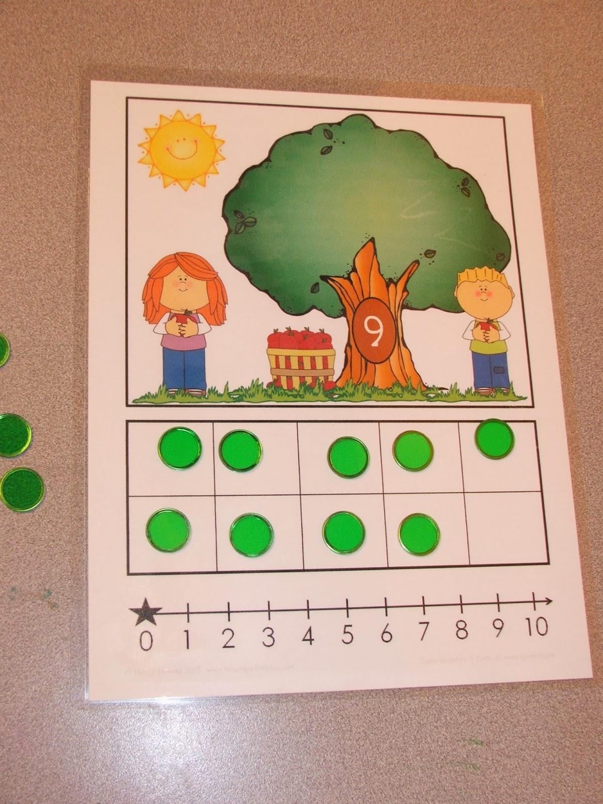 Highland Heritage Homeschool Kindergarten Apple Mania Part 3