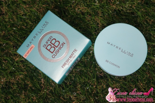 Maybelline Super BB Cushion Fresh Matte SPF29/PA+++