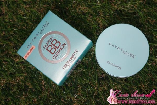 Maybelline Super BB Cushion Fresh Matte SPF29/PA+++