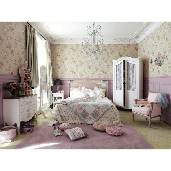 shabby country life bonjour maison du monde new catalogue 39 13. Black Bedroom Furniture Sets. Home Design Ideas
