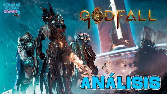 Análisis de Godfall para PlayStation 5 PS5