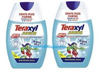 Logo Diventa una delle 310 tester di Teraxyl Junior Toothpaste e non solo