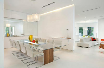 desain ruang makan keren