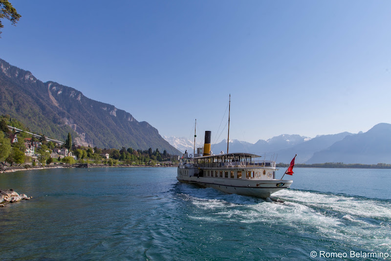 Lake Geneva Paddle Boat 5 Reasons Why You'll Want the Swiss Travel Pass
