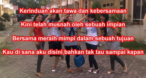 Quotes Rindu Teman Sekolah Nusagates