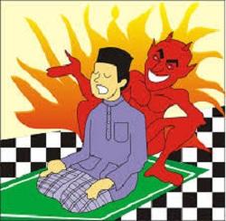 Tuntunan Islam tentang Jin