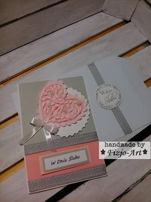 Na ślub – kartka okolicznościowa