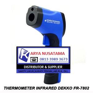 Jual Infrared Thermometer Dekko FR-7802 di Jombang