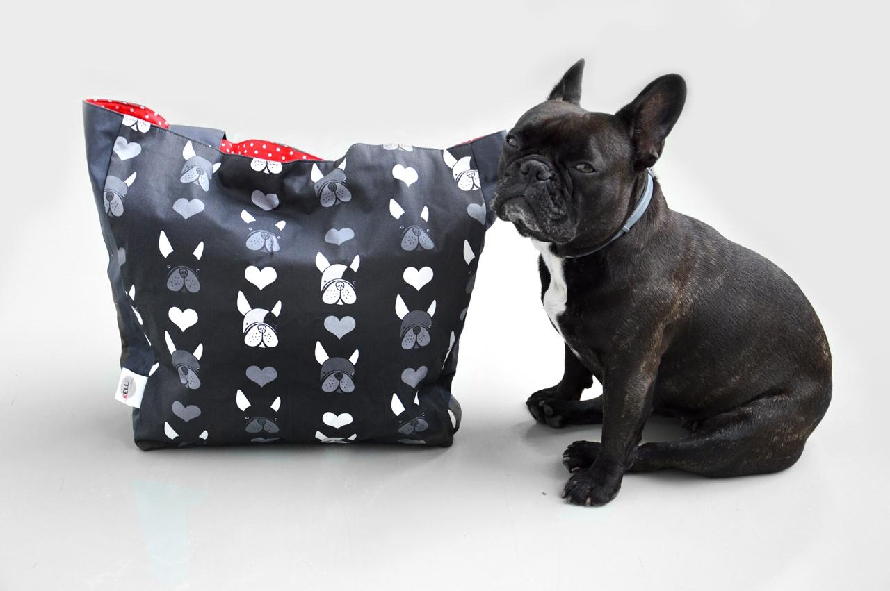 kelly bubble pomysł na biznes wywiad pomysły na prezenty dla miłośników zwierząt psów buldożek buldogi skarpetki torby poduszki porcelana dodatki nietypowe prezenty pomysły kolorowe