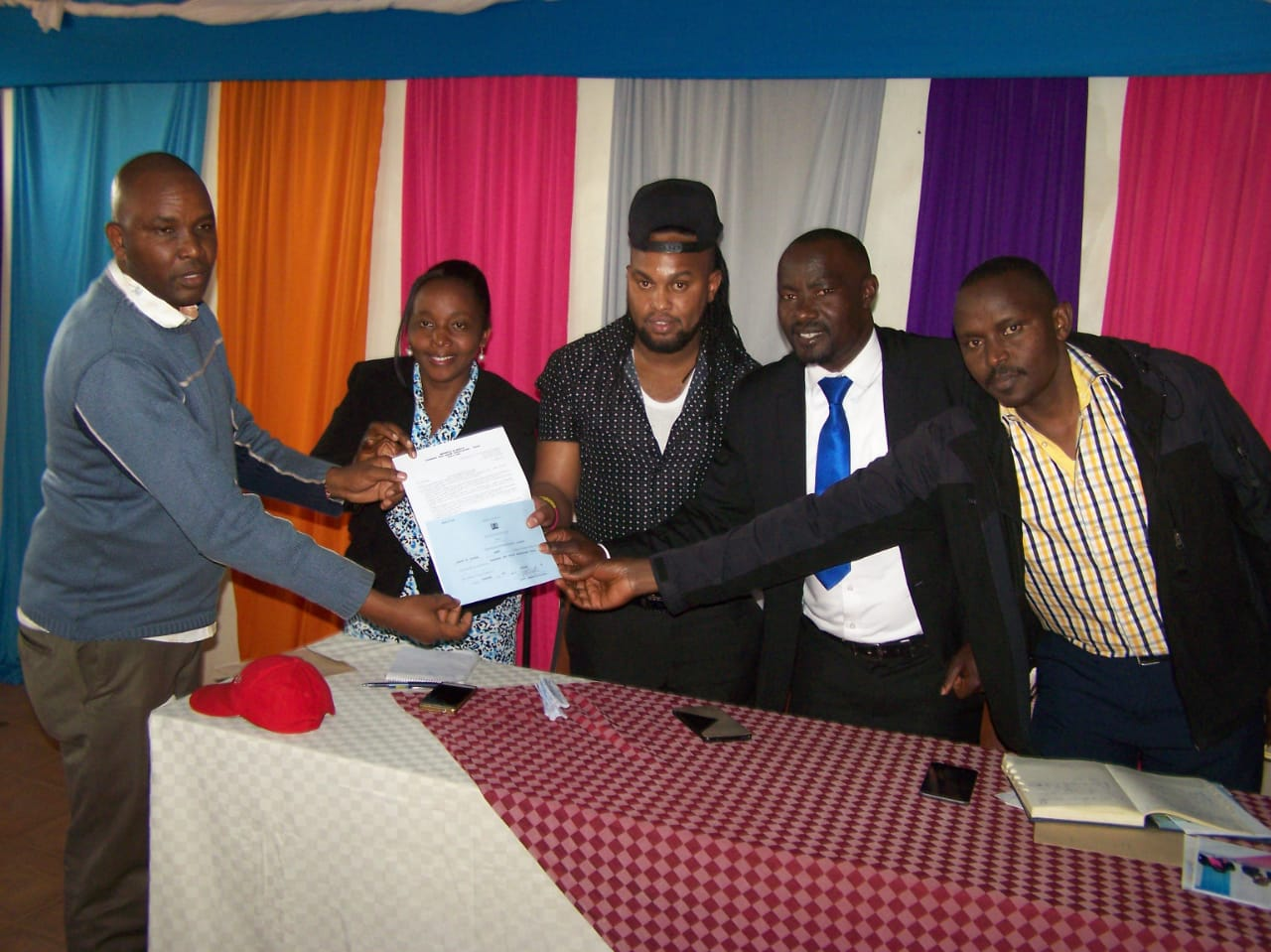 Thika Beauticians and Barbers form Association for economic