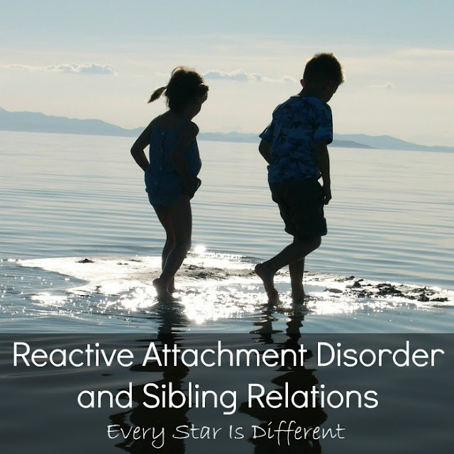 Reactive Attachment Disorder and Sibling Relations