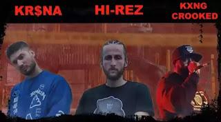 PLAYGROUND LYRICS - HI-REZ & KR$NA