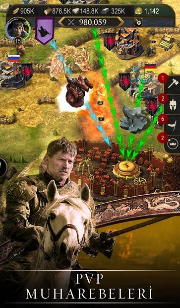 Game of Thrones: Conquest™ Hileli APK - Para Hileli APK