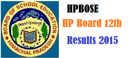 HPBOSE HP Board Plus 2 / 12th Results 2016 were announced