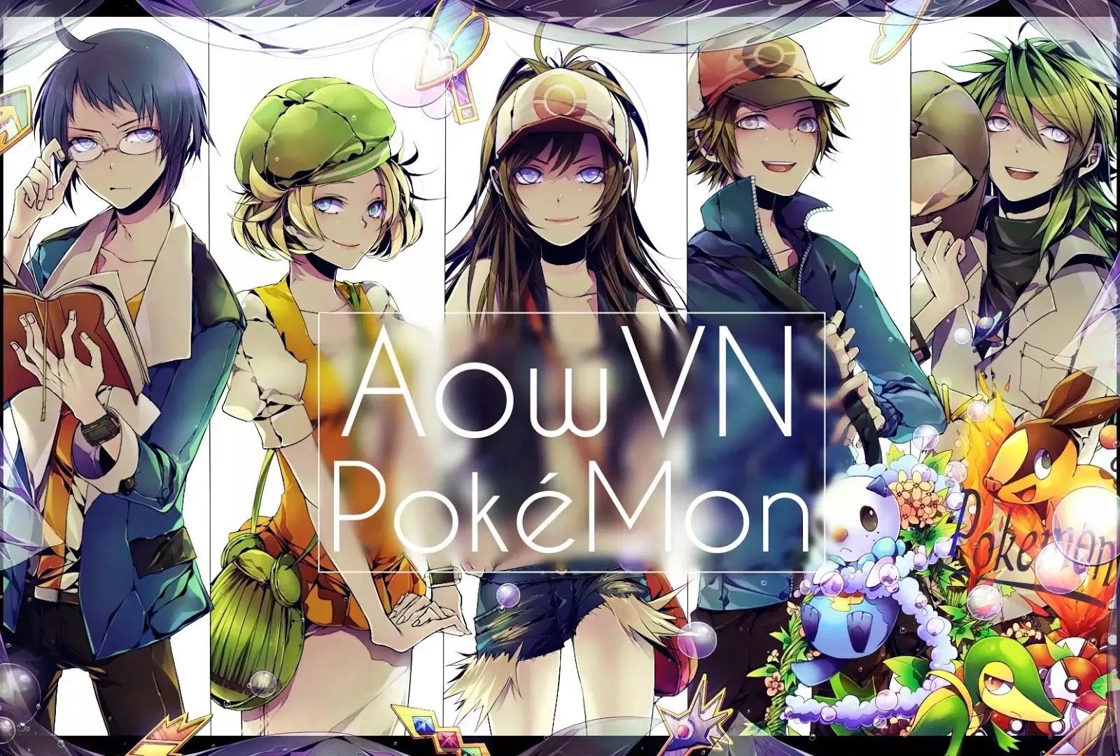 AowVN Pokemon minz%2B%25284%2529 - [ NDS ] Pokémon White & Pokémon Black 2 Việt Hóa 100% | Giả Lập Android , PC , IOS - UPDATE