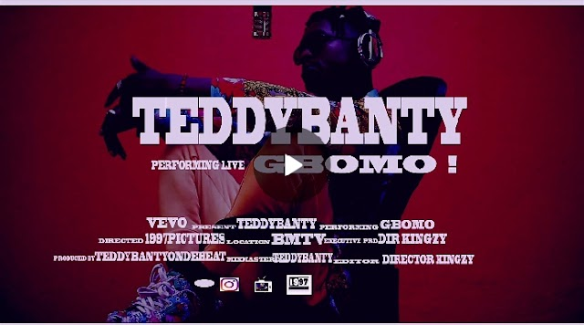 MUSIC + VIDEO: Teddybanty - Gbomo
