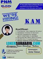 Open Recruitment at PT. Permodalan Nasional Madani (Persero) Surabaya November 2019