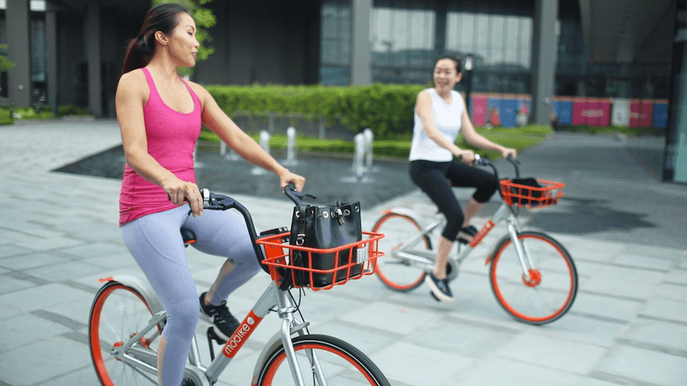 On Tuesday (21 March 2017), Beijing-based company Mobike launched its bike-sharing service in Singapore, marking the firm's first overseas expansion. It now joins two other similar providers – local startup oBike and fellow Chinese firm Ofo – both of whom are currently operating in Singapore.