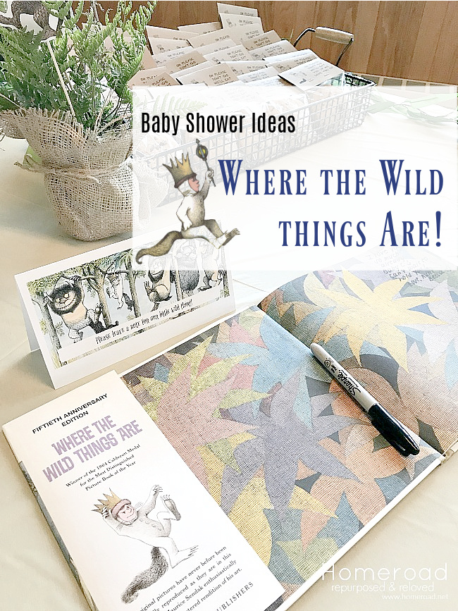 Ideas for where the wild things are and overlay