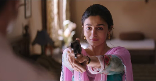 Raazi - Best Patriotic Bollywood Movies of all Time
